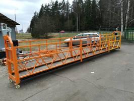 Фасадный подъемник строительный HAOKE ZLP800A (8м), консоль 1700 мм ПОД ЗАКАЗ!!!!