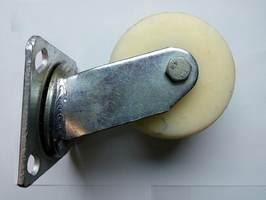 Колесо транспортировочное поворотное для корзины подъемника (строительной люльки) ZLP630